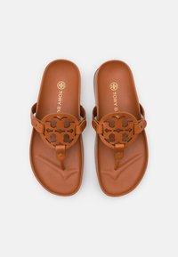 Tory Burch - MILLER CLOUD - Sandály s odděleným palcem - aged camello - 3