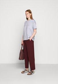 BLANCHE - JELINE PANTS - Pantalon classique - cocoa - 1