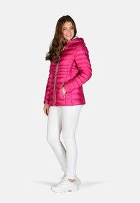 Cero & Etage - Winter jacket - pink - 3