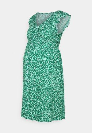 DITSY FRILL SLEEVE DRESS - Sukienka letnia - green