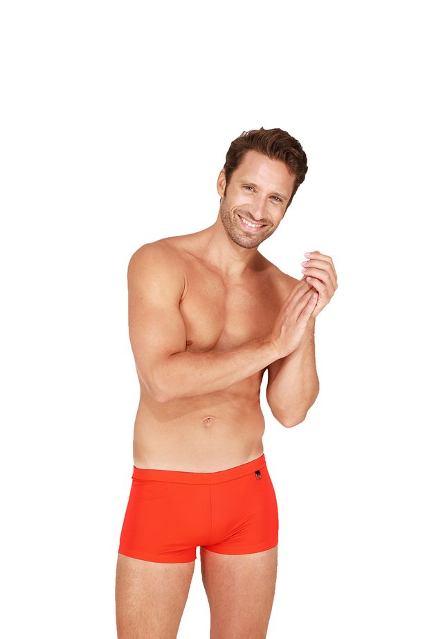 SEA LIFE - Swimming trunks - orange