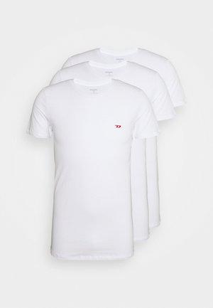 UMTEE-RANDALTHREEPAC 3 PACK - Hemd - white