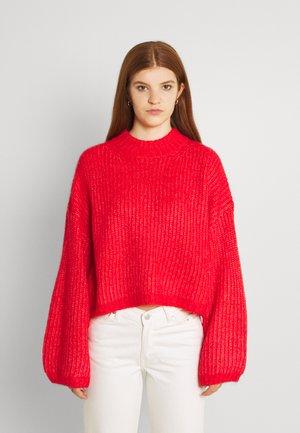 Maglione - firey red