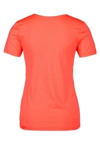 Nike Performance - ALL OVER - T-shirt - bas - orange - 1