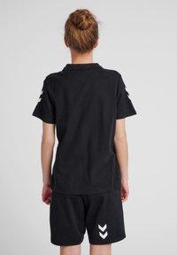 Hummel - Polo shirt - black - 2