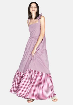 Robe longue - pink