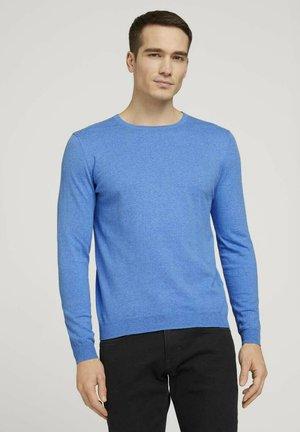Sweatshirt - bright ibiza blue
