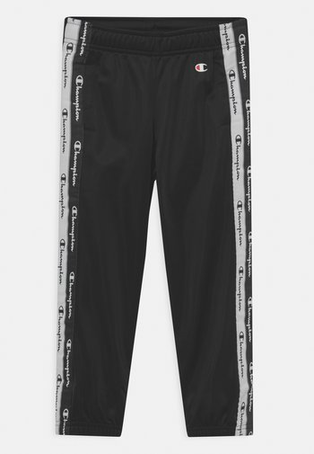 AMERICAN TAPE ELASTIC CUFF PANTS UNISEX - Jogginghose - black