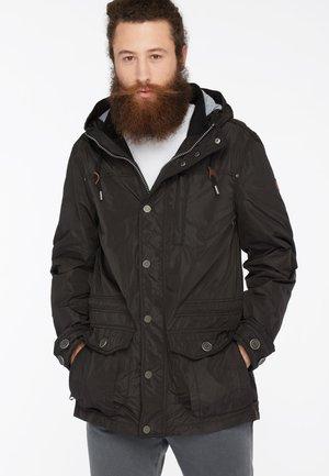 Leichte Jacke - schwarz