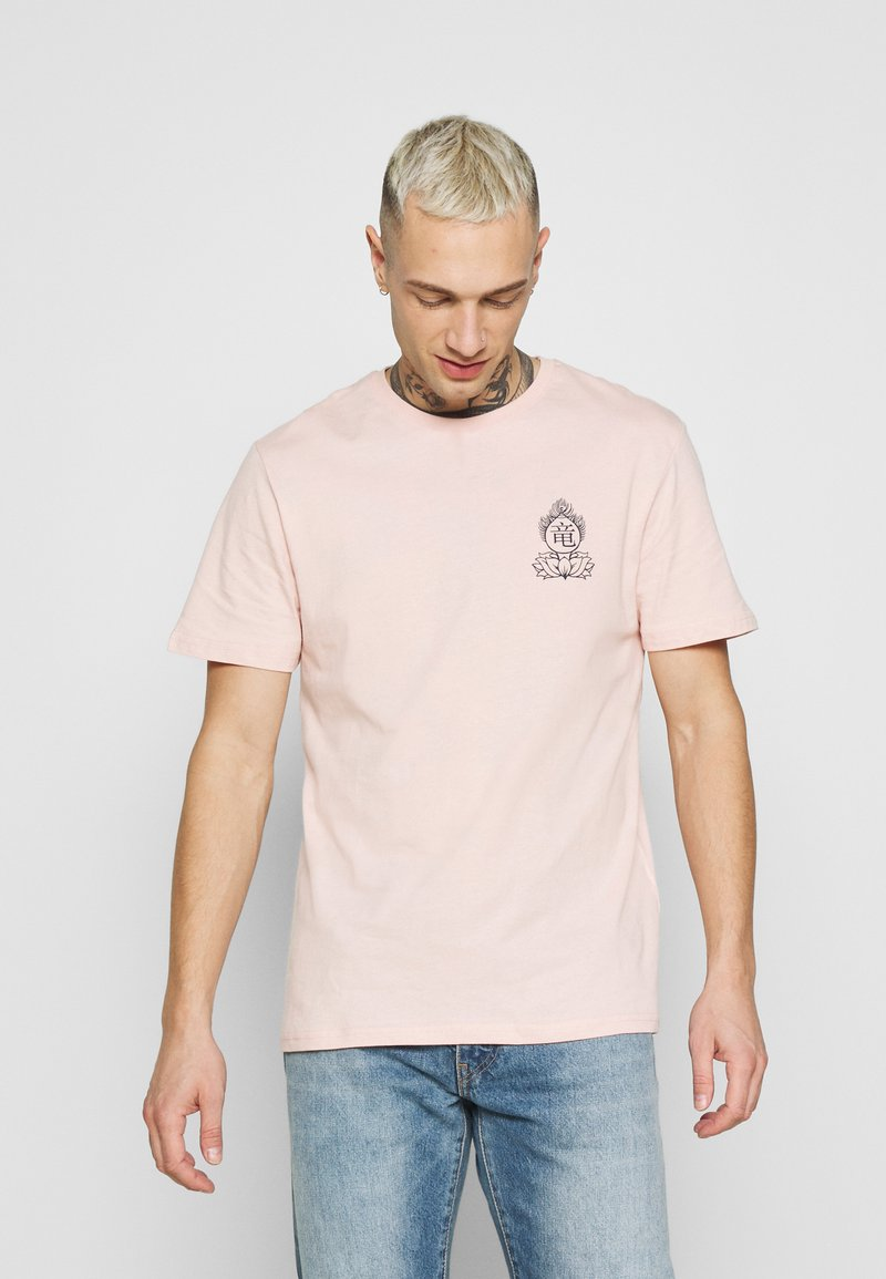 YOURTURN - UNISEX - T-shirt z nadrukiem - pink