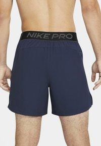 Nike Performance - SHORT - Krótkie spodenki sportowe - obsidian/(black) - 3