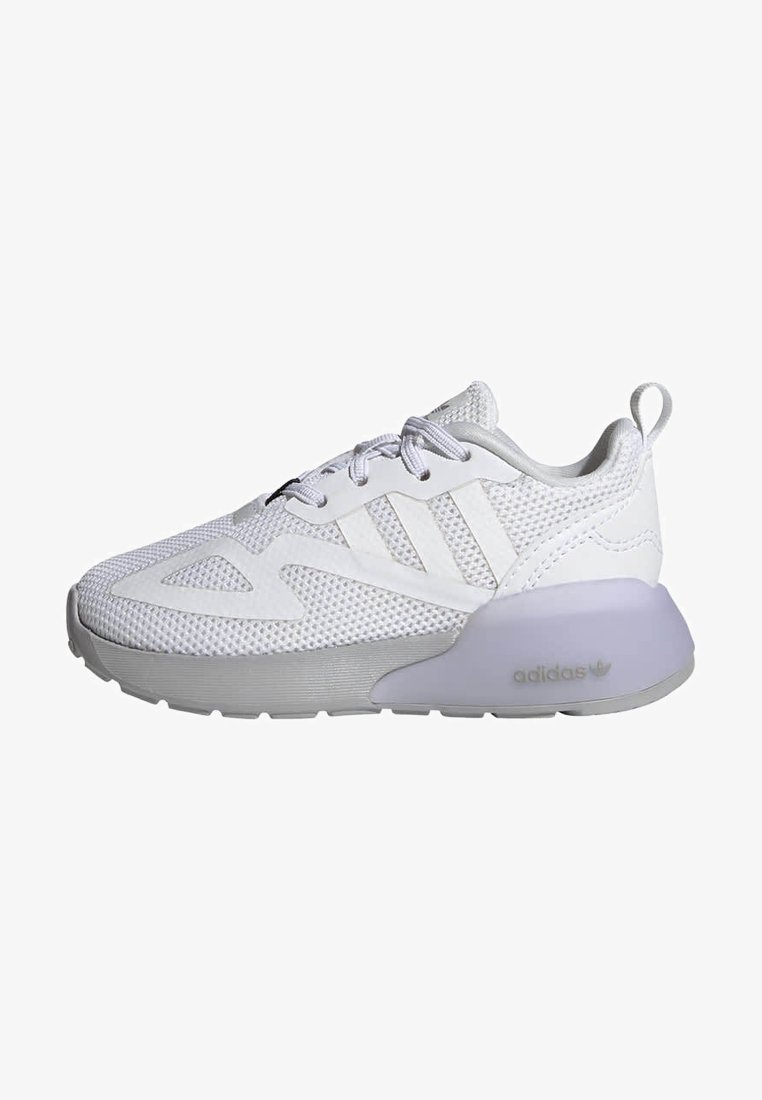 adidas Originals - ZX 2K SHOES - Trainers - white