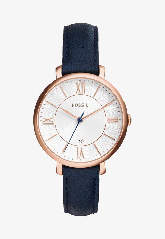 JACQUELINE - Zegarek - blau