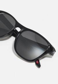 Oakley - MANORBURN UNISEX - Sunglasses - matte grey ink/black - 3