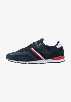 ICONIC SOCK RUNNER - Trainers - blue