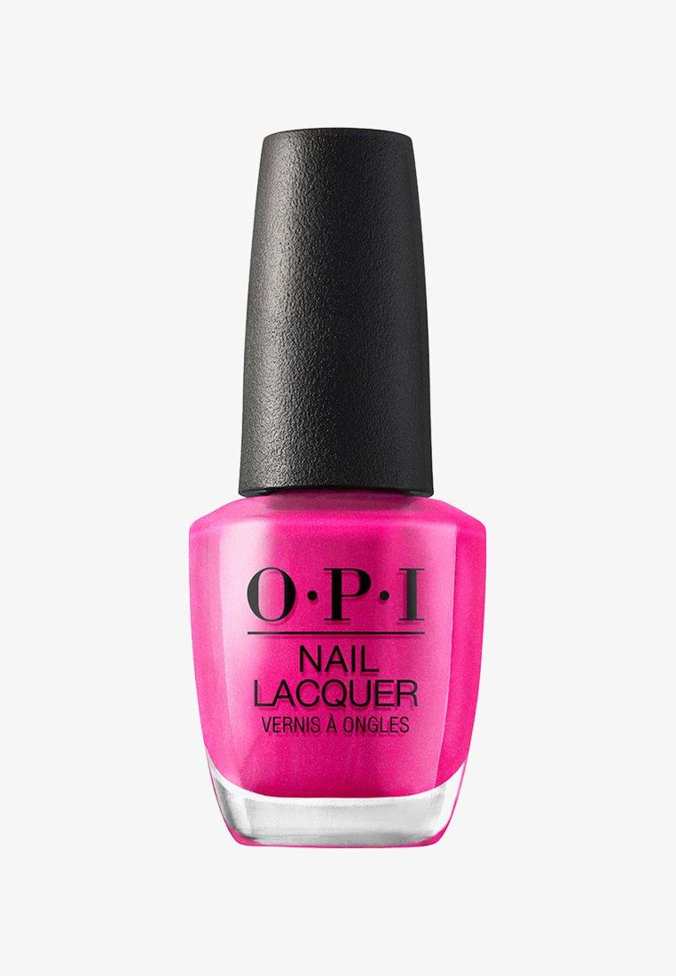 OPI - NAIL LACQUER - Nail polish - nla 20 la paz-itively hot