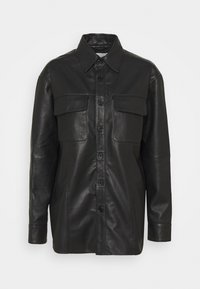 Deadwood - SHORELINE - Short coat - black - 5