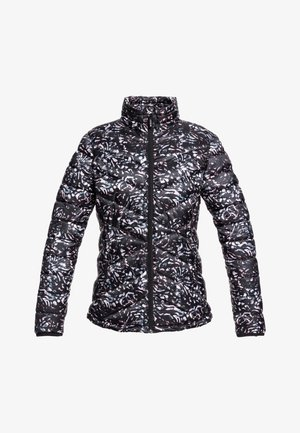 VESTE  DÉPERLANTE - Winter jacket - true black izi