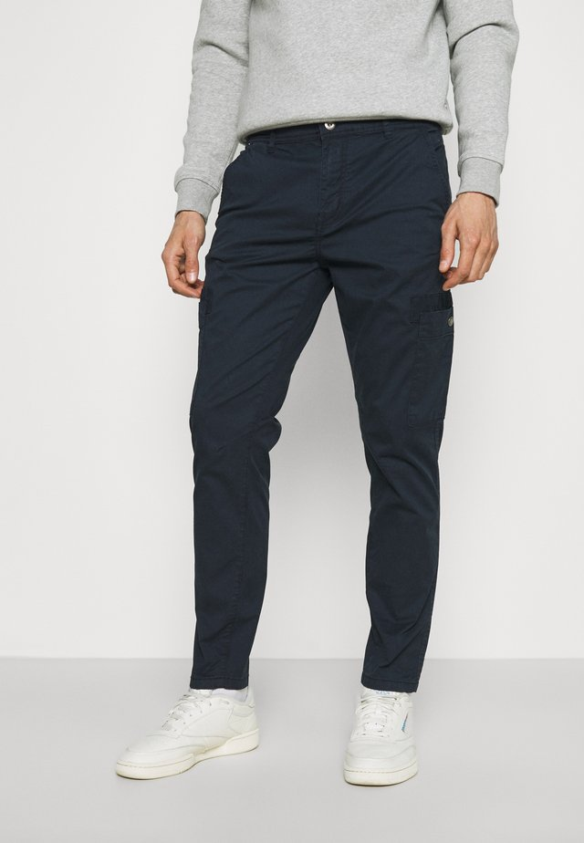 PANTS - Kapsáče - navy