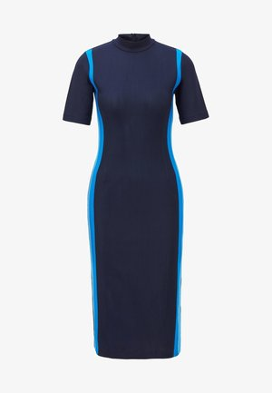 EDIANNE - Shift dress - open blue