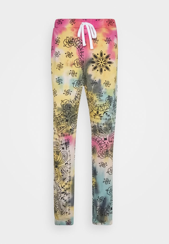 DIE DYE PAISLEY - Trainingsbroek - multicoloured