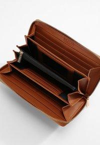 L.CREDI - EBBA  - Wallet - cognac - 2