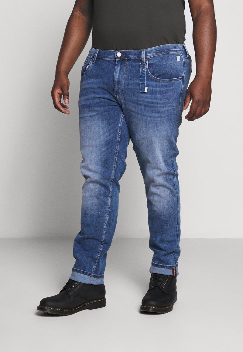 Blend - JET - Slim fit jeans - denim light blue