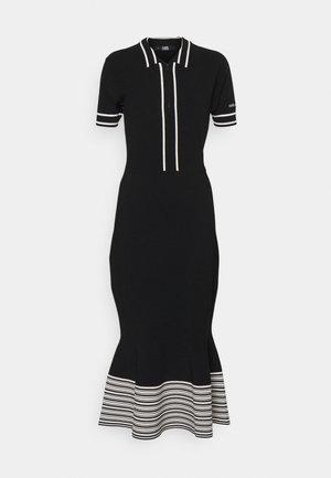 FLAIR DRESS - Jumper dress - black