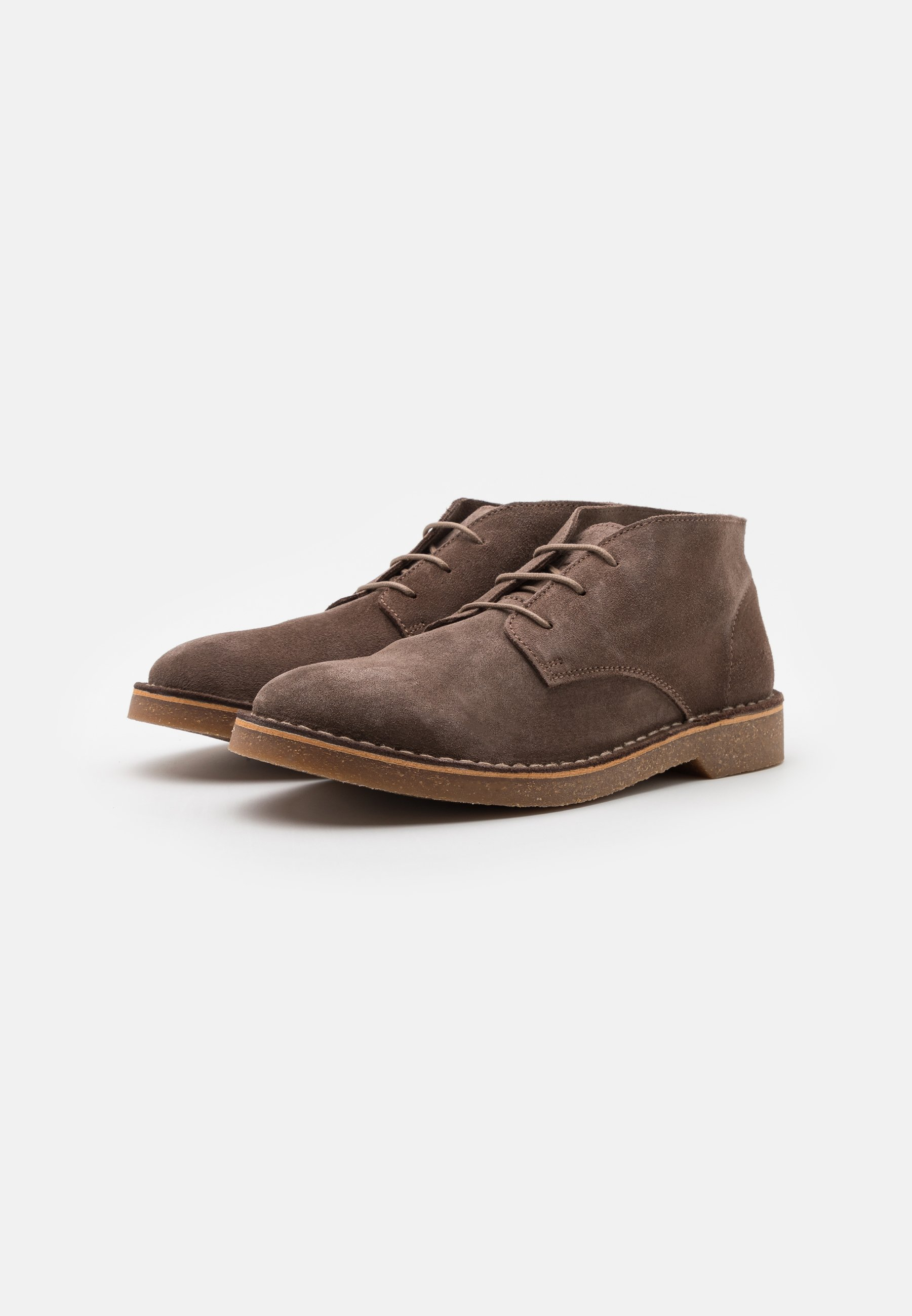Homme SLHRIGA DESERT BOOT - Chaussures à lacets