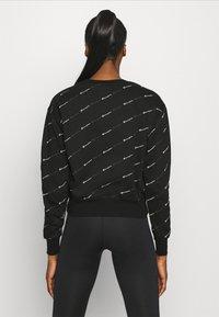 Champion - CREWNECK LEGACY - Sweatshirt - black - 2