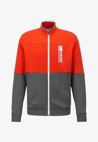 BOSS - SKAZ  - Zip-up sweatshirt - grey - 3