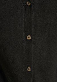 Marks & Spencer London - CARDI - Cardigan - black - 5