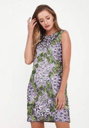LANA - Cocktail dress / Party dress - lila, grün
