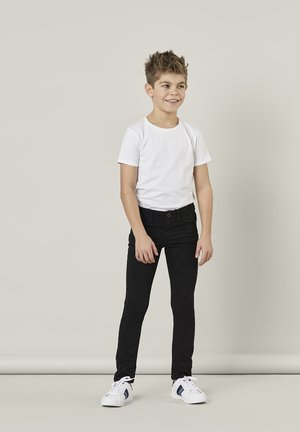 NKMTHEO  - Slim fit jeans - black