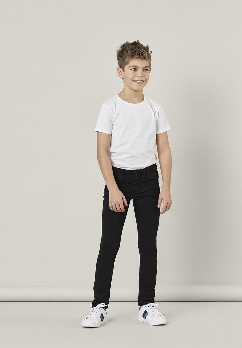 Name it - NKMTHEO  - Jeans slim fit - black