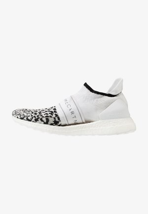 ULTRABOOST X 3.D.  - Neutral running shoes - core black/footwear white/solar orange