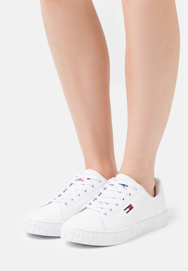 Tommy Jeans - COOL - Trainers - white