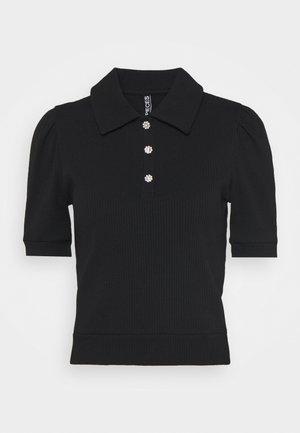 PCSUMI - Camiseta estampada - black