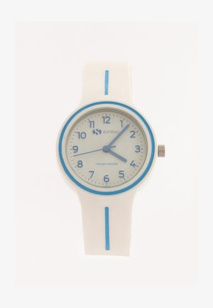 JUNIOR - Watch - bianco/azzurro