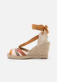 Gioseppo - High heeled sandals - beige - 1