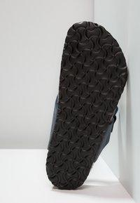 Birkenstock - GIZEH - T-bar sandals - navy - 5