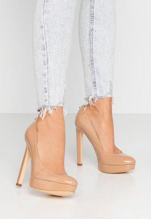 ELIADA - High heels - nude