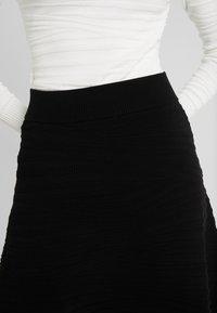 HUGO - SOLAINA - A-line skirt - black - 5