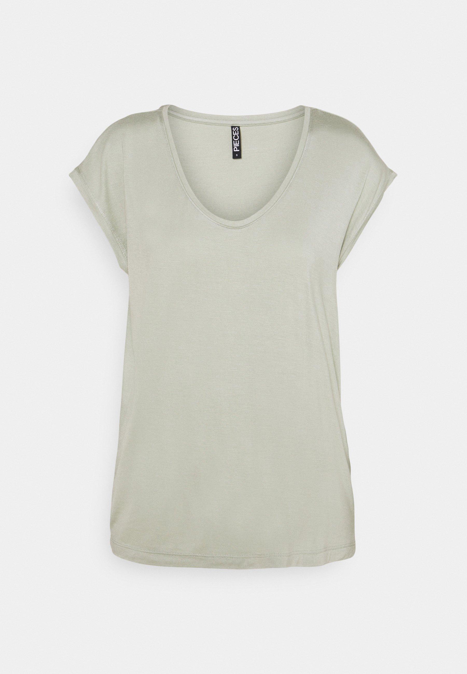 Damen PCBILLO TEE - T-Shirt basic