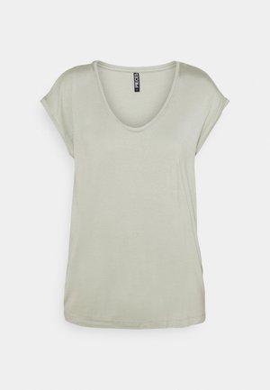 PCBILLO TEE - Basic T-shirt - desert sage