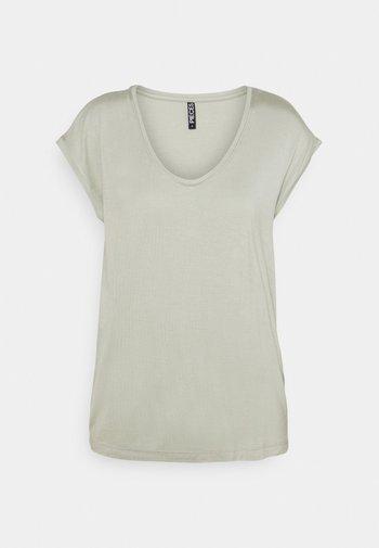 PCBILLO TEE - T-shirt basic - desert sage