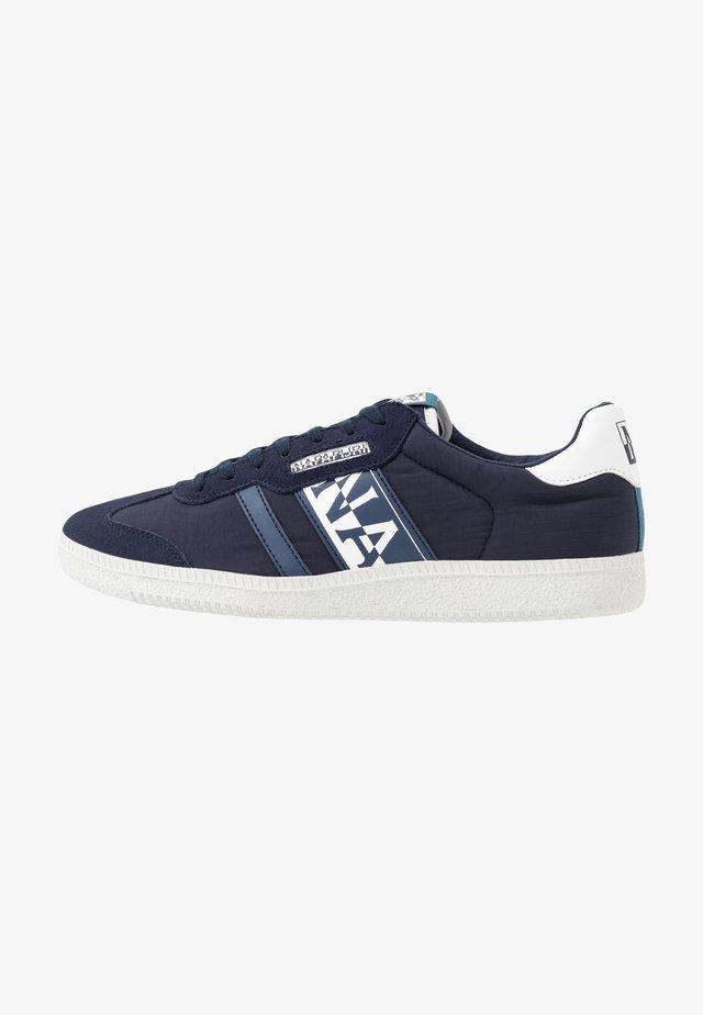 Baskets basses - blue marine