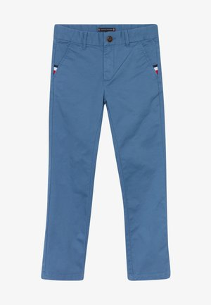 ESSENTIAL SLIM  - Trousers - blue