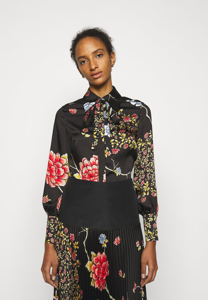 Victoria Victoria Beckham - Button-down blouse - black