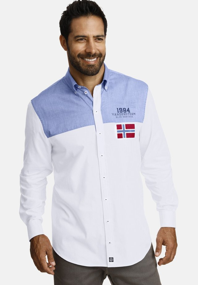 BJARNI - Shirt - white